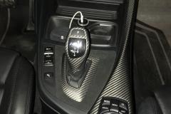 BMW M Performance Blende für den Gangwahlschalter aus Carbon