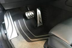 BMW M Performance Fußstütze und Pedale
